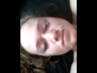 Wife Amateur Facial