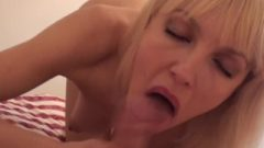 Step Sister Blow Job To Brother And Fuck. Spunk On Face
