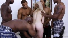 Lily Labeau Getting Gangbanged By Multiple Dicks