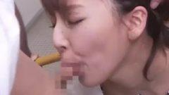 Yua Mikami Gangbang Highschool Pupil