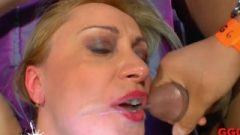 German Goo Sluts – Cumshots Collection Bukkake Best Of