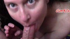 Gonzo Cum On Face Cumplay 01