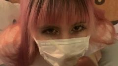 Coronavirus Quarantine Face Mask Cum On Face