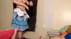 Steampunk Alice's Wonderland Is Explored Cum On Face Ending