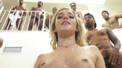 Kali Ir Blowjob Gangbang Cum On Face